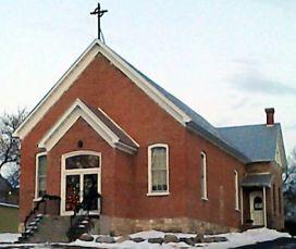 1st Pre church